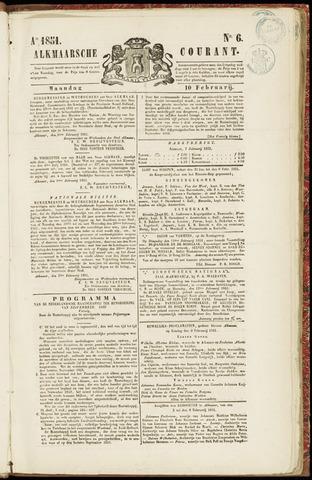 Alkmaarsche Courant 1851-02-10
