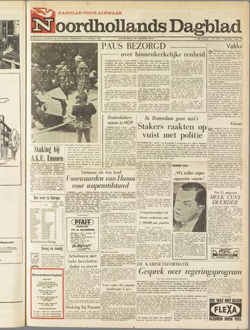 Noordhollands Dagblad : dagblad voor Alkmaar en omgeving 1965-04-01