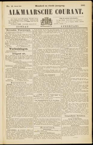 Alkmaarsche Courant 1902-02-02