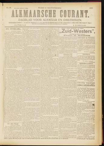 Alkmaarsche Courant 1917-02-03