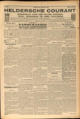 Heldersche Courant 1928-08-25
