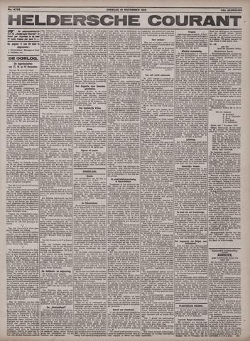 Heldersche Courant 1916-11-21