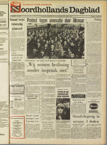 Noordhollands Dagblad : dagblad voor Alkmaar en omgeving 1969-01-14