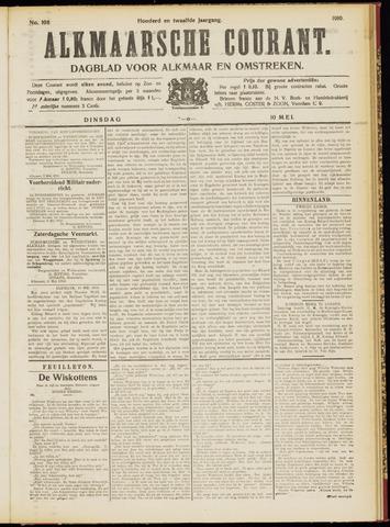 Alkmaarsche Courant 1910-05-10