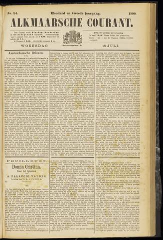 Alkmaarsche Courant 1900-07-18