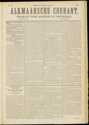 Alkmaarsche Courant 1914-03-23