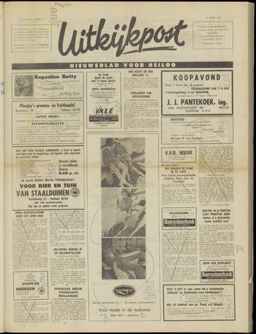 Uitkijkpost : nieuwsblad voor Heiloo e.o. 1971-03-10