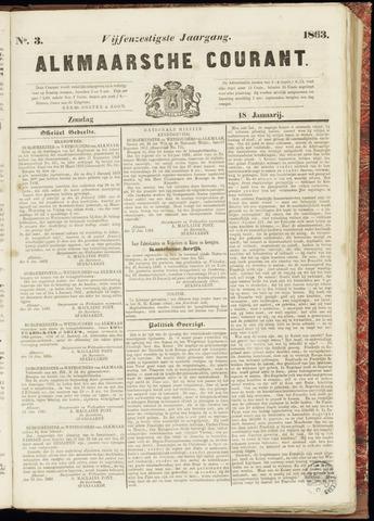 Alkmaarsche Courant 1863-01-18