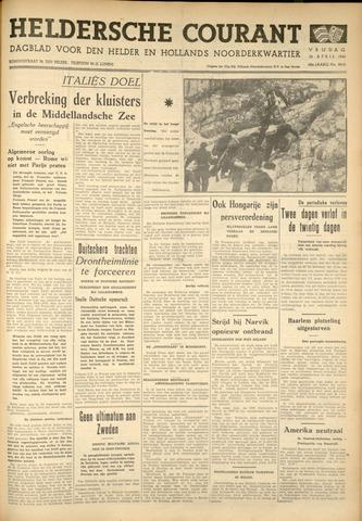 Heldersche Courant 1940-04-26