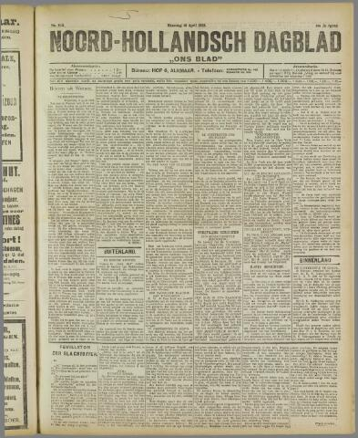 Ons Blad : katholiek nieuwsblad voor N-H 1922-04-10