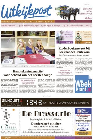 Uitkijkpost : nieuwsblad voor Heiloo e.o. 2011-10-05