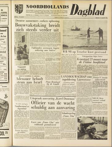 Noordhollands Dagblad : dagblad voor Alkmaar en omgeving 1960-03-15