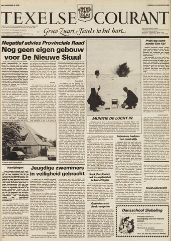 Texelsche Courant 1982-08-24