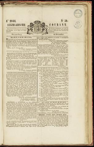 Alkmaarsche Courant 1844-12-16