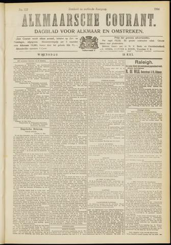 Alkmaarsche Courant 1914-05-13