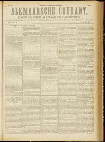 Alkmaarsche Courant 1918-03-05