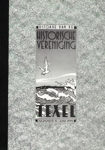 Uitgave Historische Vereniging Texel 1994-06-01