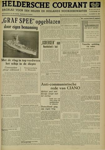Heldersche Courant 1939-12-18