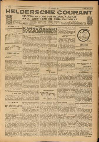 Heldersche Courant 1929-01-26