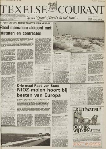 Texelsche Courant 1986-02-14