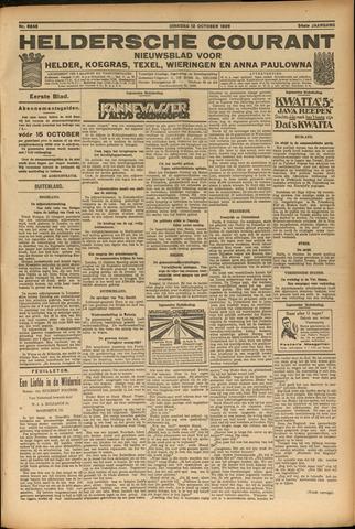 Heldersche Courant 1926-10-12