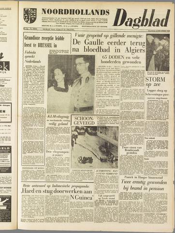 Noordhollands Dagblad : dagblad voor Alkmaar en omgeving 1960-12-12