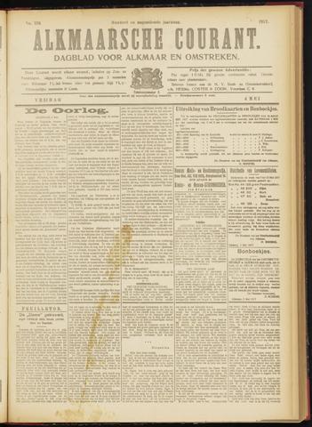 Alkmaarsche Courant 1917-05-04