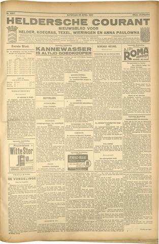 Heldersche Courant 1927-04-23