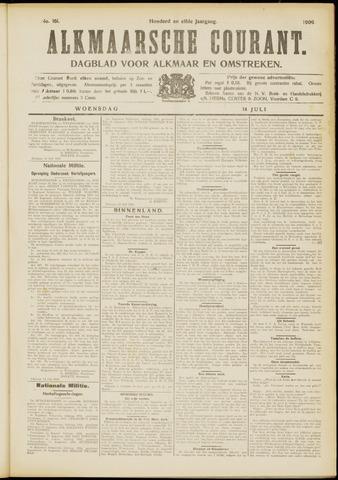 Alkmaarsche Courant 1909-07-14
