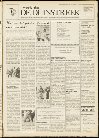 De Duinstreek 1968-12-30