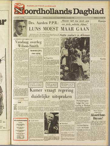 Noordhollands Dagblad : dagblad voor Alkmaar en omgeving 1968-10-09