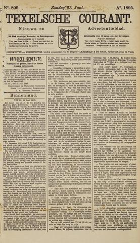 Texelsche Courant 1895-06-23