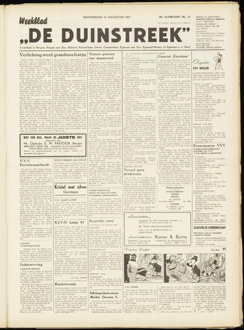 De Duinstreek 1965-08-12