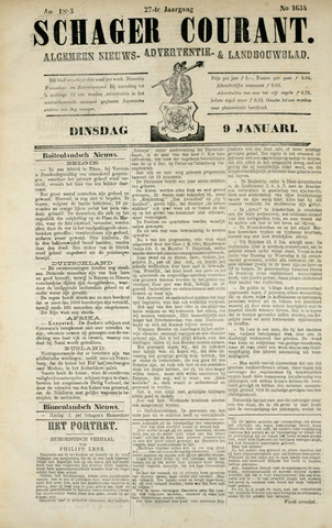 Schager Courant 1883-01-09