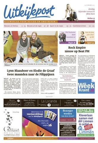 Uitkijkpost : nieuwsblad voor Heiloo e.o. 2011-02-23