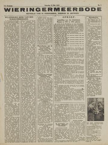 Wieringermeerbode 1943-05-22