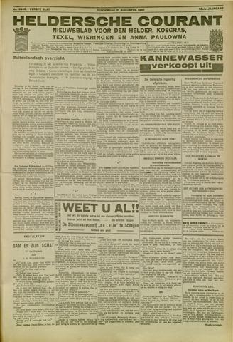 Heldersche Courant 1930-08-21
