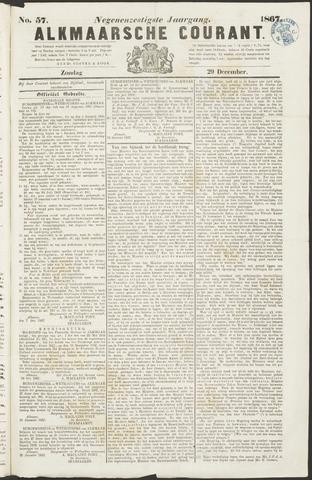 Alkmaarsche Courant 1867-12-29