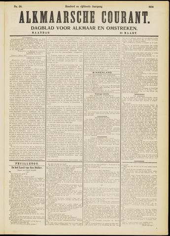 Alkmaarsche Courant 1913-03-10