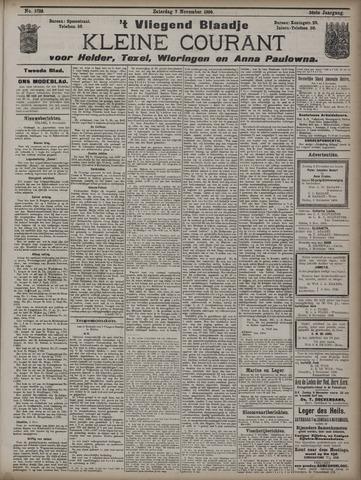 Vliegend blaadje : nieuws- en advertentiebode voor Den Helder 1908-11-07