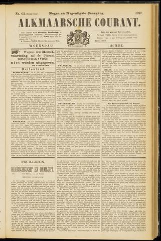 Alkmaarsche Courant 1897-05-26