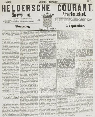 Heldersche Courant 1875-09-01