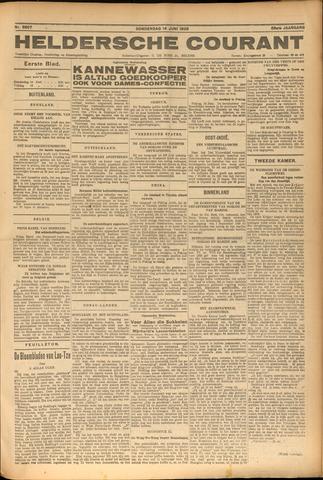 Heldersche Courant 1928-06-14