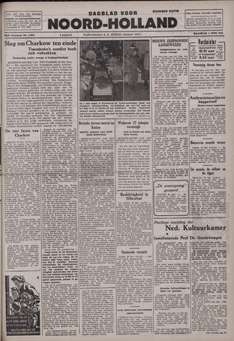 Dagblad Noord-Holland, Schager editie 1942-06-01