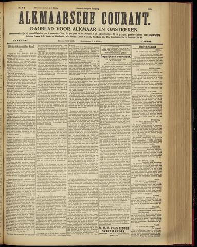 Alkmaarsche Courant 1928-04-07