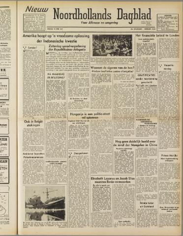 Nieuw Noordhollandsch Dagblad : voor Alkmaar en omgeving 1947-06-13