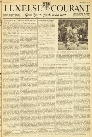 Texelsche Courant 1957-06-01