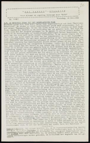 De Vrije Alkmaarder 1944-11-29