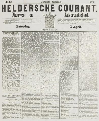 Heldersche Courant 1876-04-01