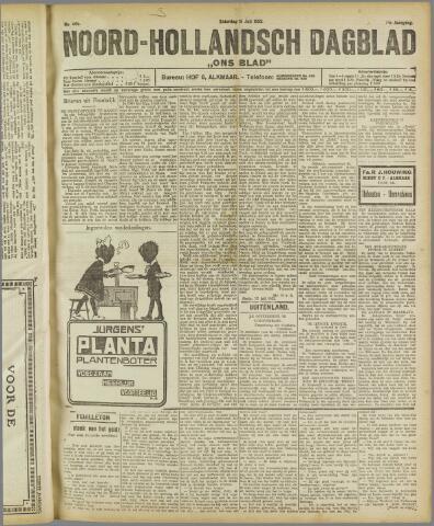 Ons Blad : katholiek nieuwsblad voor N-H 1922-07-15